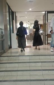 サバイバルTOKYO  安定の三笠会館 銀座三越