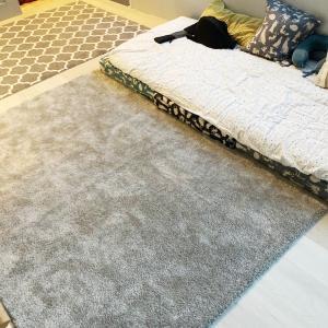 IKEAのカーペットはやっぱりいいね!