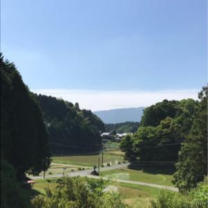 甲賀の里山風景(移住先)