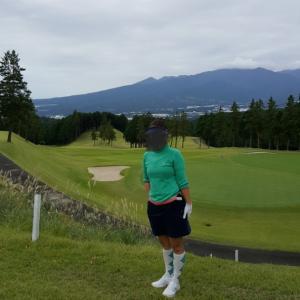 久々のゴルフでした。