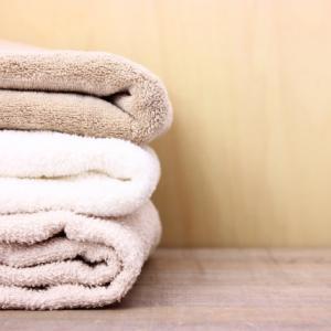 子宮がん検診でタオルが置いてあったら