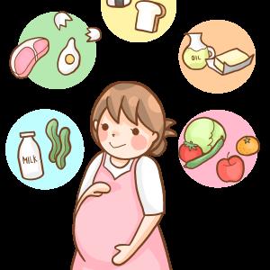 妊娠中の食事〜もともと痩せてるひとVer.〜