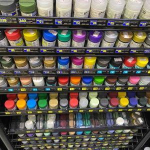 RCボディ塗料クリテックスと併用して新しい選択肢