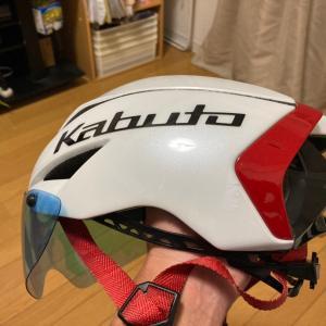 4年経ったヘルメットを買い替えました[OGK KABUTO  AERO-R1]