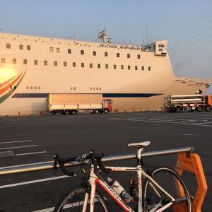 【その2】オレンジフェリーに乗ってしまなみ海道をサイクリングしてきました
