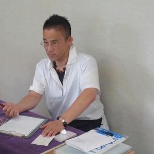 酒寄先生の占いと10月新月の瞑想会のお知らせ。