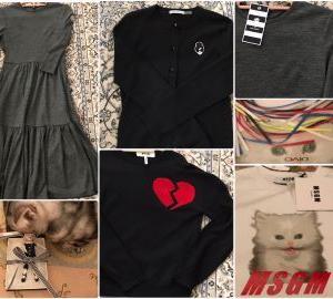 お買い物日記 clothes
