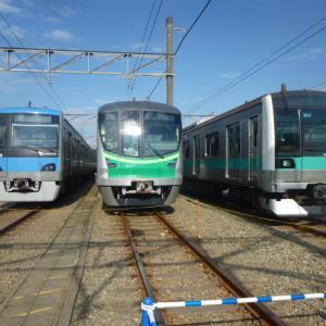 小田急ファミリー鉄道展に行ってきました!
