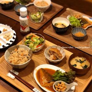 【レシピ】定番!!しっかり味でお代り必須な炊き込みご飯♡ と 復活!!
