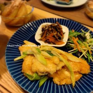 たまには【レシピ】こってり味でご飯がススム♪ネギ味噌マヨチキン♡ と お弁当。