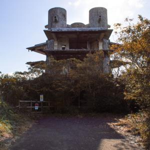 四国廃墟探訪:スカイレスト ニュー室戸