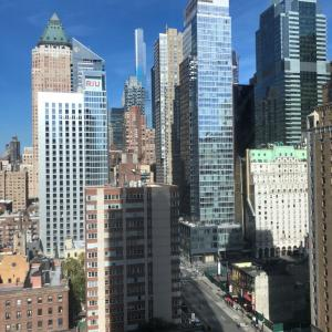久しぶりに、ニューヨークへ行って参ります☆