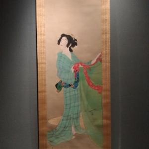 「美人のすべて」 ~鏑木清方が一番かな~ *福田美術館