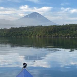 今年初のカヤックキャンプはいつもの西湖で!♪ (Part2)