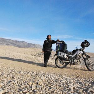 バイクで海外ツーリングの費用