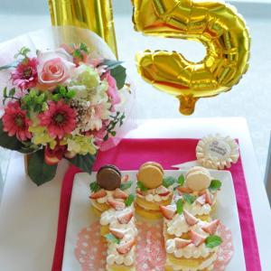 15歳の君へ お誕生日ケーキ その1