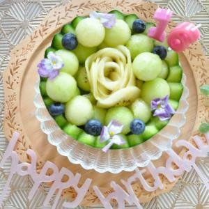 16歳の君へ お誕生日ケーキ