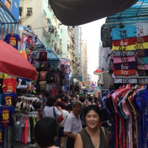 2年前 香港の思い出