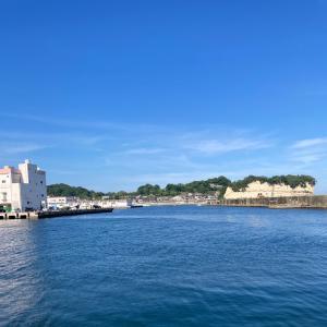 魅惑の大津港