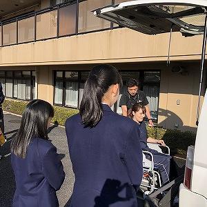 介護の日・利用者家族会バザー 2019.11.9