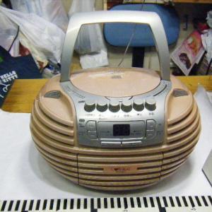 CDラジオカセットレコーダー TY-CDS1