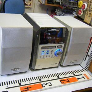 Panasonic SA-PM700MD白。