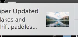 マックのデスクトップを楽しもう(無料の壁紙が素晴らしいフリーソフト)