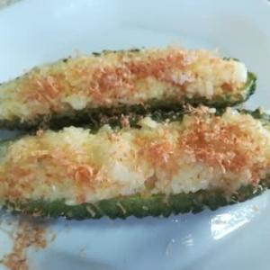 ゴーヤ寿司