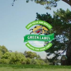 「淡麗グリーンラベル」のCMの音楽がとても懐かしい感じで良くて。