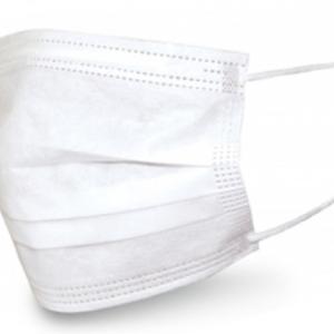マスクの効果が定量的に検証される。