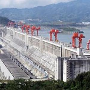 中国の停電拡大。 三峡ダムは大丈夫なのかな?