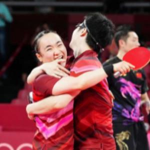 卓球混合ダブルスで、水谷・伊藤組が中国を破って、奇跡の金メダル。 中国応援団がウィルスばらまき行為。