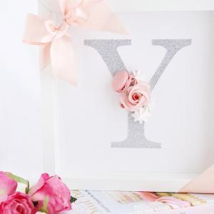 【WS】Sugar floral letter box
