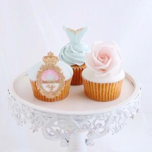 【ご予約受付】Cinderella カップケーキ