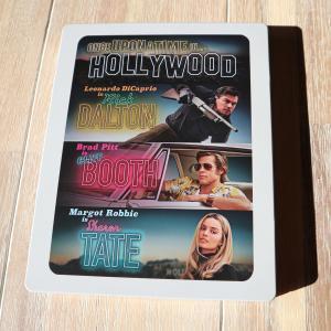 【写】 ワンス・アポン・ア・タイム・イン・ハリウッド Amazon.co.jp限定 スチールブック仕様 4K Ultra HD+ブルーレイ+DVD