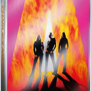チャーリーズ・エンジェル 4K Ultra HD + ブルーレイ スチールブック仕様 Amazon.co.jp限定で4月29日発売