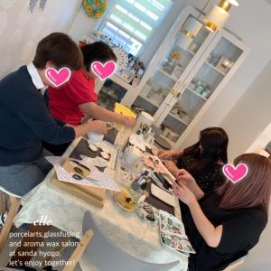 10月最初のレッスン&ハロウィンスイーツ♡