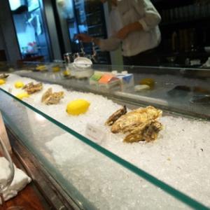 牡蠣!@渋谷「Oysterbar&Wine BELON (ブロン)」