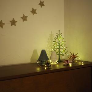 loviツリーでクリスマスインテリア