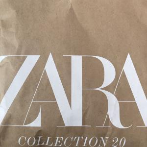 ZARAのSILVER WEEKセールで購入した子供服♪