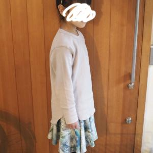 【キッズ】ハニカム裾ラウンドTとNewボトルホルダー & ポチレポ