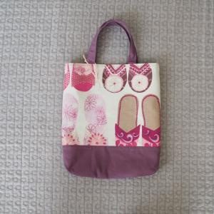 ハンドメイド★音楽バッグ & お買い物マラソンポチレポ