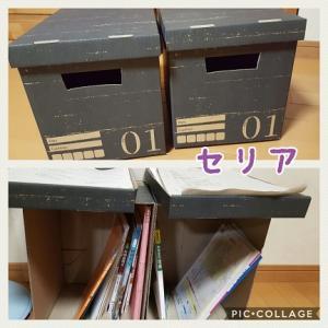 セリアの収納ボックス活用法☆