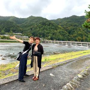 【京都】嵐山で食べまくり♪