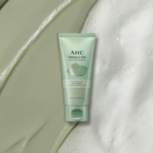 【AHC新商品】抗菌99.9%!泥の力でディープクレンジング!
