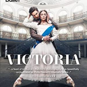 ノーザンバレエのヴィクトリアDVDが発売
