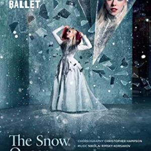バレエ「雪の女王」スコティッシュ・バレエのDVD