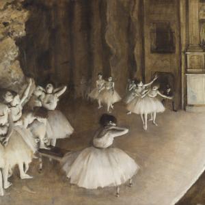 最高峰のバレエのドン・キホーテと注目のコンテSadeh21は7月18日BSで放送です