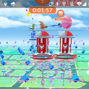 Pokémon GO Fest 2020 1日目
