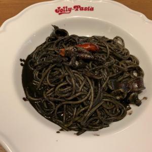 スパゲッティーネーロ★ジョリーパスタ